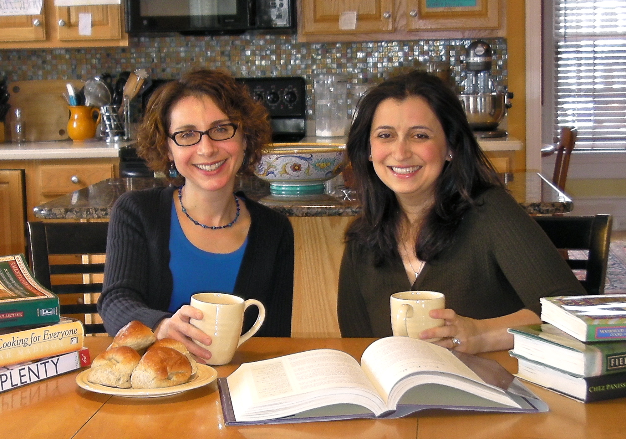 Jennifer Kahn and Ira Lapsley - The Meal Planning Moms